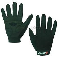 Outdoor Sports Cycling Bicycle Bike Breathable Full Finger Gloves