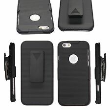 For iPhone 7/7 Plus Holster Case Cover with Belt Clip +Stand phone accessory New