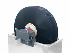CleanerVinyl Pro Attachment: Ultrasonic Vinyl Cleaning of 12 Records at a Time