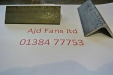 Mild Steel Angle Iron, Cut to any size 40mm x 40mm x 3mm
