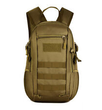 Men's Fashion Nylon Tactical Military Outdoor Hiking Travel Pack School Backpack