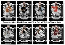 2009 Donruss Elite Extra Edition Baseball Team Sets ** Pick Your Team Set **