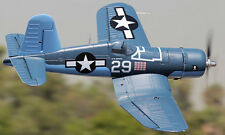 LX Jet 1.6M RC F4U Corsair Warbird Bombs KIT Model Airplane W/O Battery & Radio