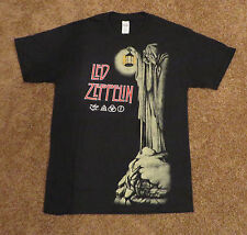 Led Zeppelin Men'sT-Shirt New with Tags 2XL Music Rock Lantern
