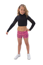 Pizzazz® Body Basics Animal Print Boys Cut Briefs-NEW!