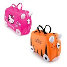 Trunki By Melissa & Doug Ride Along Travelling Suitcase Airline Approved Luggage