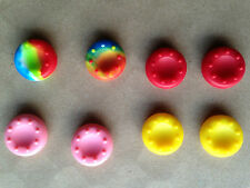 New Thumb Grips Thumbstick Cap Cover for PS4,PS3,PS2, Analog Controller.UK Stock