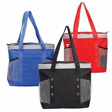 Nautical Cooler Tote Bag Perfect for Beach and Outdoor Activities - AP7270
