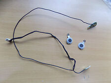 Dell Studio 1735 Power Buttons Wifi Boards and Cables