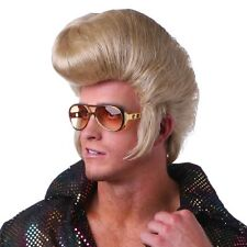 New Elvis Style Wig Halloween Costume Party Wig 2 Colors