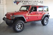 Jeep: Wrangler Unlimited Sport LIFTED