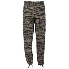 PANTS RIP STOP TIGER STRIPE CAMO ROTHCO ULTRA FORCE BDU MILITARY STYLE 8845