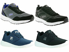 New Fila Mens  Running  Gym Causal Jogging Shoes Trainers