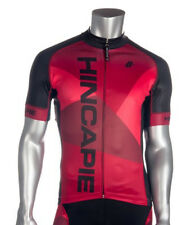 HINCAPIE VELOCITY SHORT SLEEVE RED/BLACK