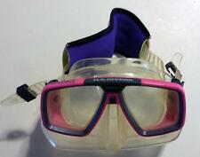 US Divers Look scuba diving snorkeling mask + neoprene comfort strap cover