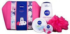 Nivea Beautiful Moments Gift Set For Women - 4-Piece NEW