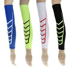 Sport Cycling Basketball Compression Arm Long Sleeve Elbow Support Protect Gear