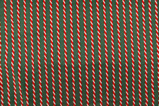 Candy Cane Stripe Flannel