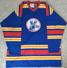 Blank Kansas City Scouts Authentic Hockey Jersey Mitchell and Ness 56
