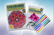 Buy 1 Get 1 50% OFF (Add 2 to Cart) Colorama Coloring Book  Magic Path Dogs