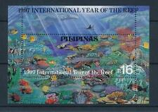 [49087] Philippines 1997 Marine life Fish MNH Sheet
