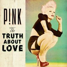 P!nk (Pink) - The Truth About Love (Clean Version) CD NEW