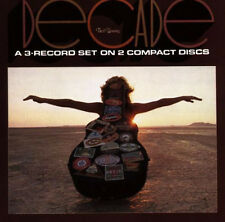 Neil Young - Decade (2 Disc) CD NEW