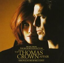 Original Soundtrack: Bill Conti - The Thomas Crown Affair (1999) CD NEW