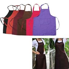 """Multicolor Commercial Restaurant Kitchen Bib Aprons"""",""""Home and Garden"""