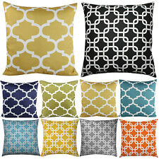Home Decorative Linen Cushion Cover Sofa Chair Square Throw Pillow Case Latest
