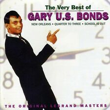 Gary U.S. Bonds - The Very Best of Gary U.S. Bonds CD NEW