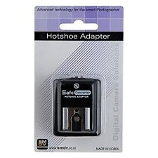 SMDV SM-512 Hot Shoe Safe Sync Adapter for Samsung NX100, NX5, NX10, GX-10, GX-2