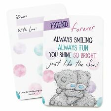 Me to You Tatty Teddy Keepsake Cards - Mum, Daughter, Someone Special, Friend