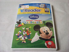 V.Reader Disney Mickey Mouse Clubhouse Learning Software BRAND NEW
