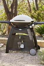 NEW WEBER Family Q3100 LPG 56060124 from The BBQ Store
