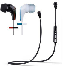 Bluetooth Wireless Sport Earphone with Mic Handsfree Earbuds Headset For iPhone