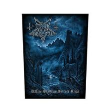 # DARK FUNERAL - WHERE SHADOWS LOGO - OFFICIAL GIANT SEW-ON BACKPATCH patch