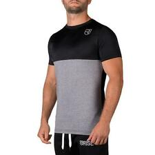 Men's Sports Gym CottonTees Fitness T-Shirts Bodybuilding Muscle Fitness Shirts
