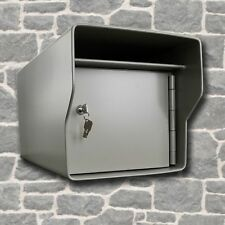 Heavy Duty Locking Mailbox ~EXTREME SECURITY @ 96 LBS! to end mail theft LARGE