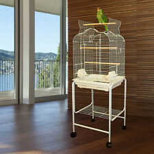 "Kahua Kabin Victorian Top Bird - 18""W x 14""D x 56""H - With Stand or Without"