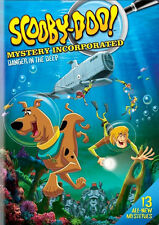 Scooby-Doo! Mystery Incorporated: Danger in the Deep: Season 2 Part 1 DVD NEW