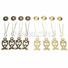 4Pcs Brass Furniture Hardware Drawer Pull Handle Cupboard Cabinet Door Knob