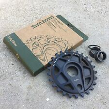FLY BIKES TRACTOR XL SPROCKET 25T BLACK BMX BIKE SPROCKETS FIT CULT PRIMO