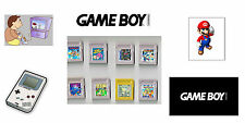 GAMBOY GAMES. ALL WORKING. SEVERAL GAMES TO CHOOSE FROM. USA SELLER.