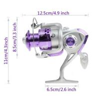 Saltwater Freshwater Fishing Reels Fish Spinning Reel 8BB FA 3000 4000 5000