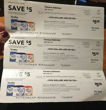 Similac Baby Go & Grow Similac Infant Formula Coupons Checks 3 For $5, $15 Total
