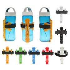 1x Plastic Adjustable Water Bottle Cage Holder for Bicycle Cycling Mountain Bike
