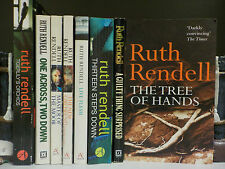 Ruth Rendell - 8 Books Collection! (ID:39996)