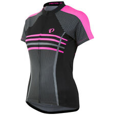 PEARL IZUMI SELECT ESCAPE LTD SS WOMENS BIKE JERSEY SCREAMING PINK 2017