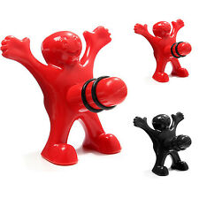 1Pc Man Beer Wine Bottle Opener Stopper Cork Corkscrews Bar Accessories Tool